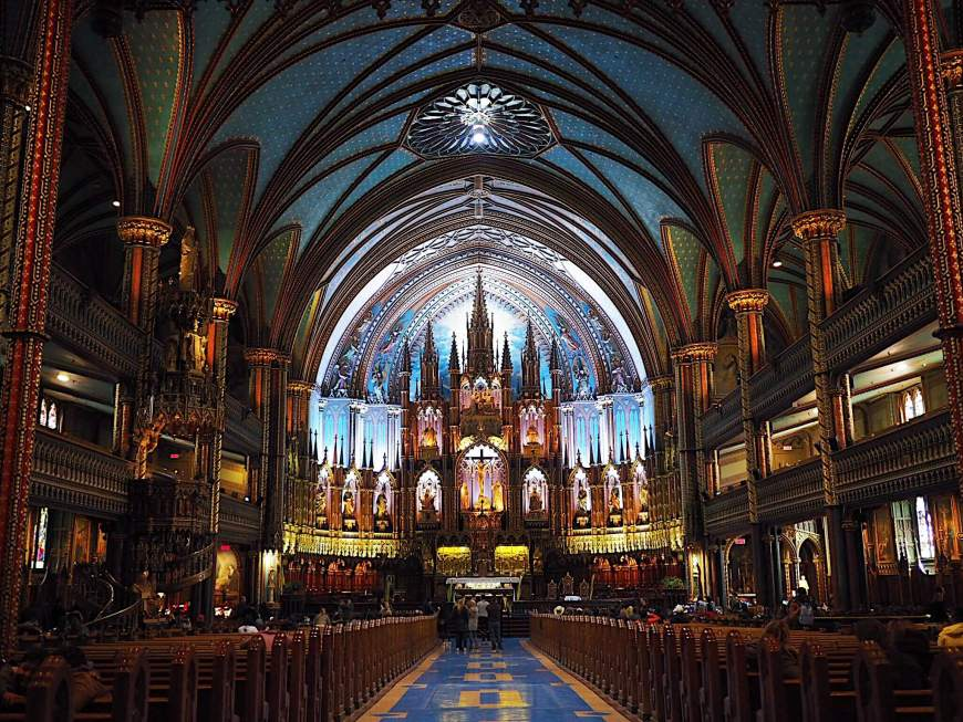Top Things To Do in Montreal