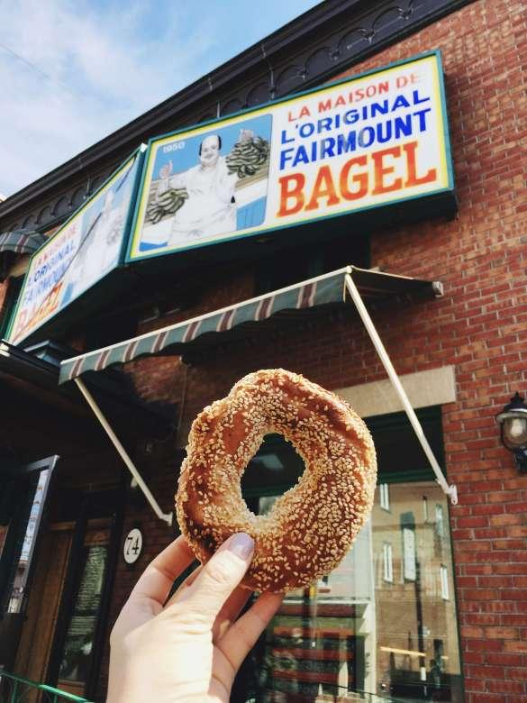 Fairmount Bagel in Montreal