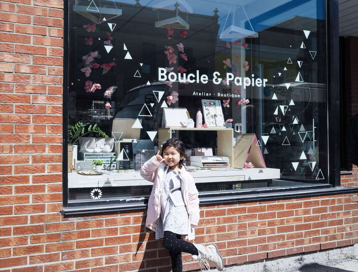 Boucle & Papier in Montreal
