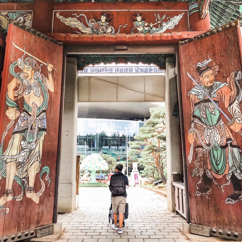 ChristineKim-BongeunsaTemple2-Seoul-Korea