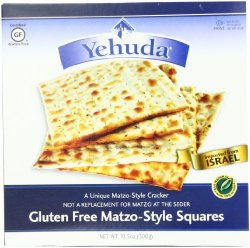 Gluten-Free News for Passover!