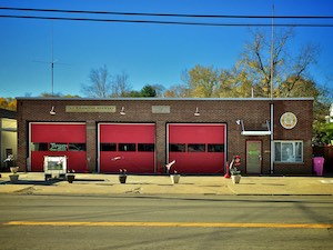 The Old Firehouse Brewery