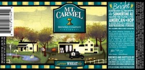 Mt. Carmel - Summer Wheat