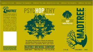 Psychopathy by MadTree Brewing