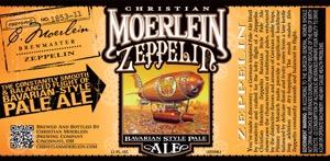 Zeppelin By Christian Moerlein Brewing