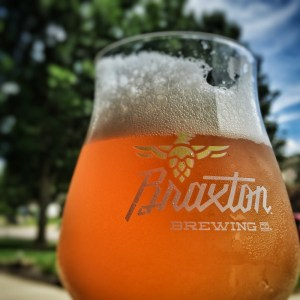 Braxton Beer Glass