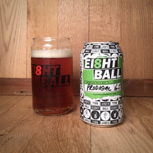 Ei8htBall - Prodigal