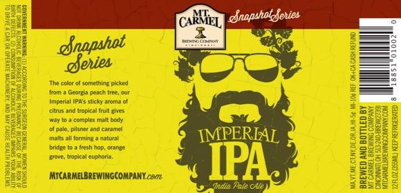 Mt. Carmel Imperial IPA
