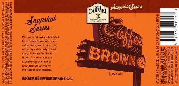 Mt. Carmel Coffee Brown
