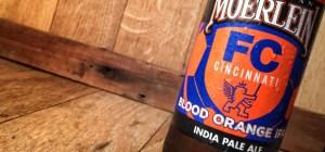 Christian Moerlein FC Cincinnati Blood Orange IPA