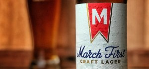 March First Craft Lager
