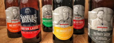Sam Adams - Brewing The American Dream Variety Pack