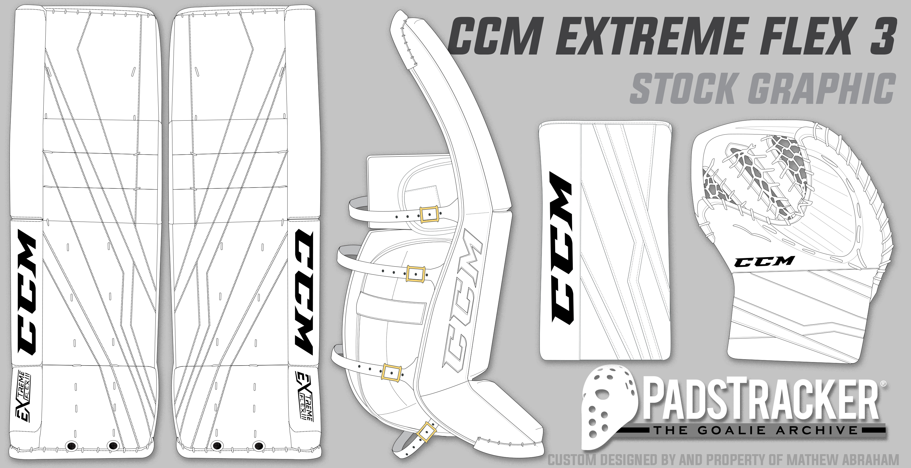 First Look Ccm Extreme Flex 3 The Goalie Archive