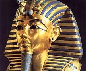 King Tutankhamen (Tut-Ankh-Amun)