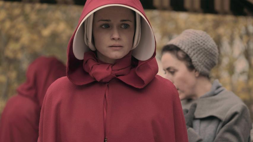 "The Handmaid's Tale 1x05 ""Faithful"""