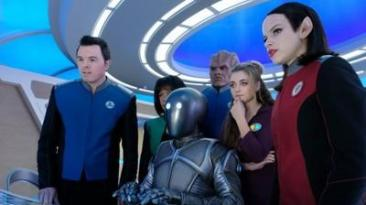 "The Orville 1x07 ""Majority Rule"""