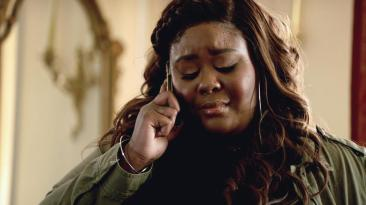 """Being Mary Jane 4x05 """"Getting Served"""""""