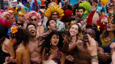 """Sense8 2x06 """"Isolated Above, Connected Below"""""""