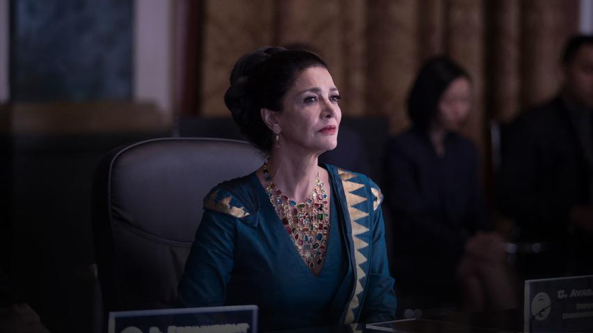 "The Expanse 2x09 ""The Weeping Somnambulist"""