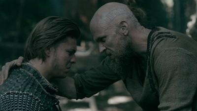 """Vikings 5x01 """"The Departed (Part 1)"""""""