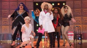 "RuPaul's Drag Race 10x02 ""PharmaRusical"""