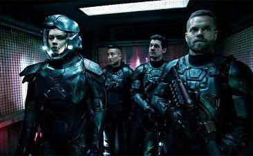 """The Expanse 3x06 """"Immolation"""""""