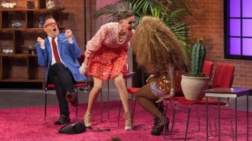 """RuPaul's Drag Race 10x05 """"The Bossy Rossy Show"""""""