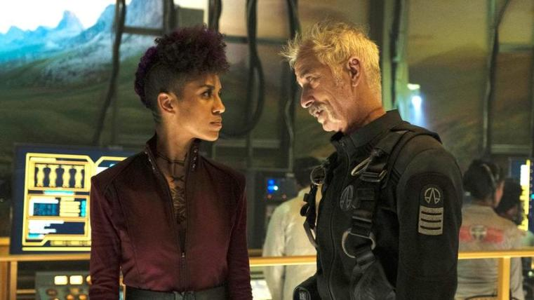 """The Expanse 3x08 """"It Reaches Out"""""""