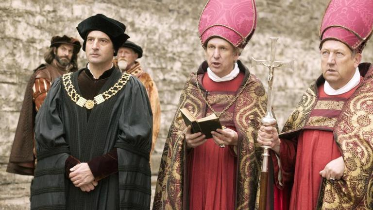 "The Tudors 1x10 ""The Death of Wolsey"""
