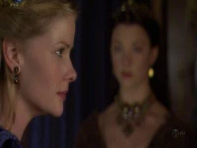 "The Tudors 2x08 ""Lady in Waiting"""