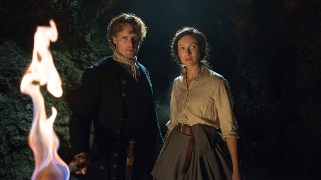 "OUTLANDER 3×13 ""EYE OF THE STORM"""