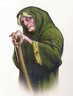 The Fairy Bible, Teresa Moorey