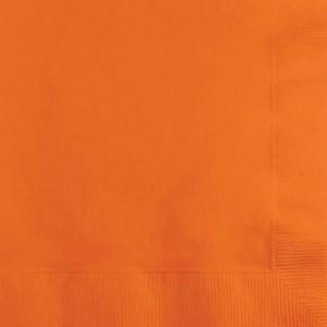 Servilleta Naranja