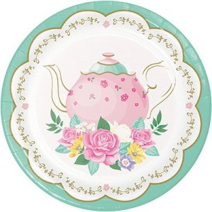 Plato Tea Party