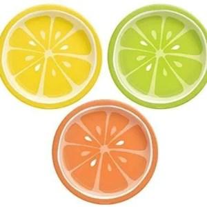 Platos de Carton Tutti Frutti