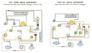 196971 Beetle Wiring Diagram | TheGoldenBug