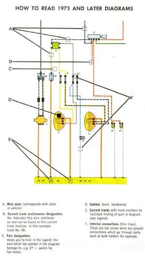 73 Beetle Wiring Diagram | Wiring Diagram