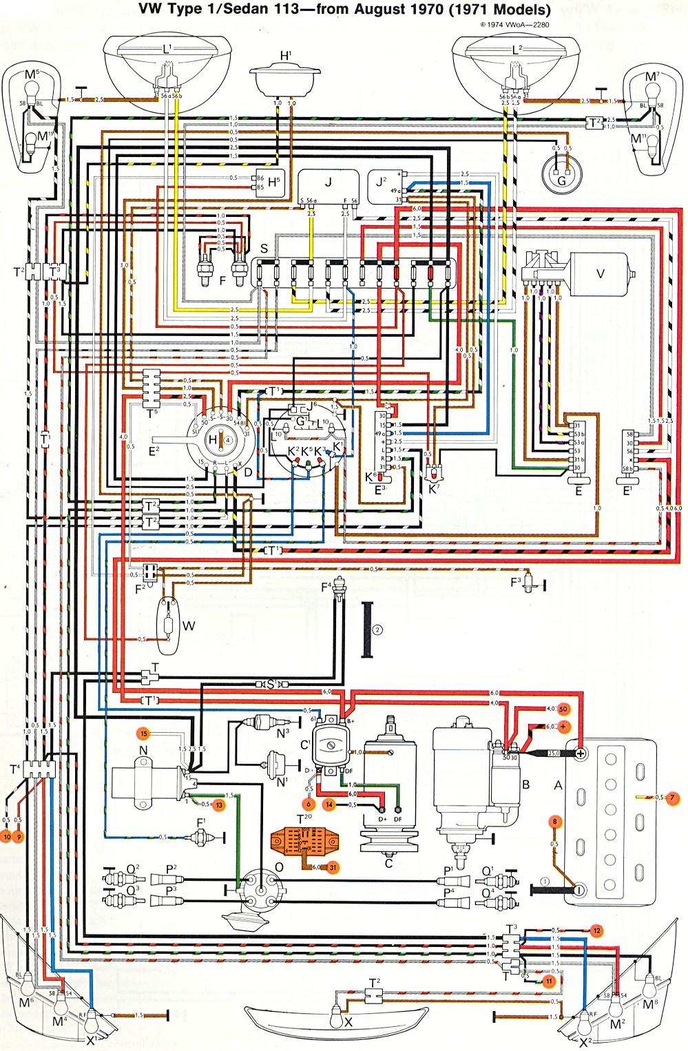 bug_super_71?resize\\\\\\\\\\\\\=665%2C1016 denso 210 0406 alternator wiring diagram wiring diagrams Bosch Alternator Wiring Diagram at alyssarenee.co
