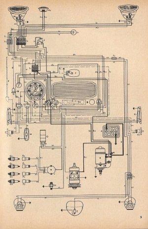 195253 Beetle Wiring Diagram | TheGoldenBug