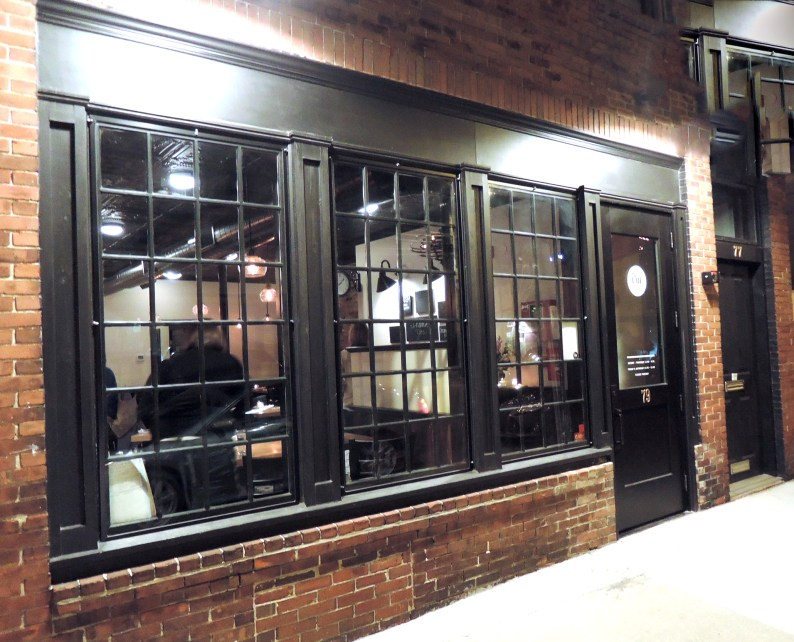 Isa is a welcoming addition to Portland Street on Bayside, having opened a year ago