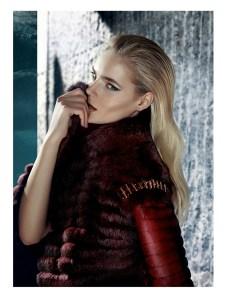 Glamour-Clothing-in-Gizia-Fall-Winter-2013-2014-Tendencias Peinados Mujer Otono 2013 TheGoldenStyle The Golden Stylepg