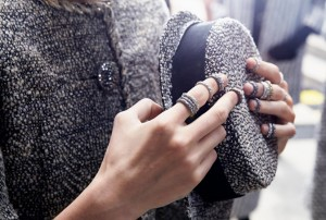 chanel-collector-haute-couture-nail-rings Tendencia otono-invierno 2013:2014 TheGoldenStyle The Golden Style