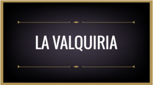 La ValquiriaTheGoldenStyle The Shopping Night Barcelona