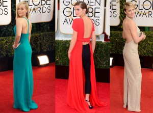 Red Carpet Trends from the 2014 Golden Espaldas Sexy TheGoldenStyle