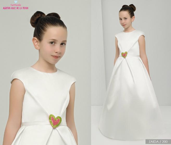 Tendencias de vestidos primera comunión 2014 TheGoldenStyle AGATHA-RUIZ-DE-LA-PRADA-VESTIDOS-COMUNIÓN-2014