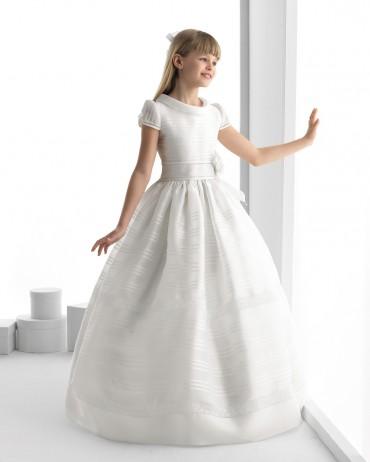 Tendencias de vestidos primera comunión 2014 TheGoldenStyle ROSA-CLARA-VESTIDOS-COMUNIÓN-2014