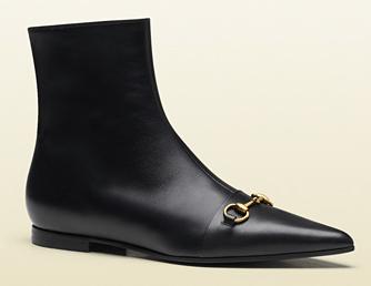 """Tendencias Zapatos Mujer """"Otono Invierno 2014_2015″ TheGoldenStyle Gucci"""