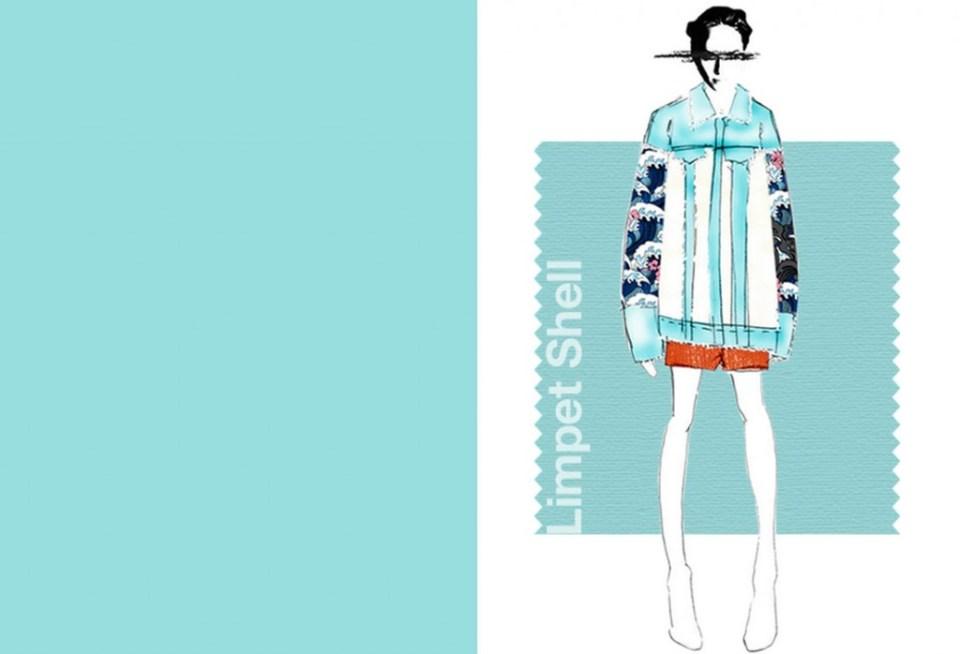 Tendencias color Primavera Verano 2016 Mujer TheGoldenstyle pantone-color pantone-color limpet-shell