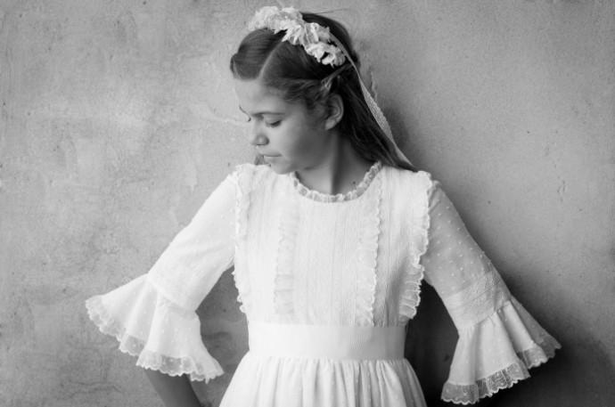 Tendencias de comunión 2016 TheGoldenstyle vestidos-pilar-del-toro