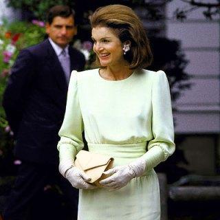 Carolina Herrera cuando Jacqueline Kennedy Onassis THeGoldenStyle